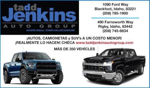 Tadd Jenkins Auto Group