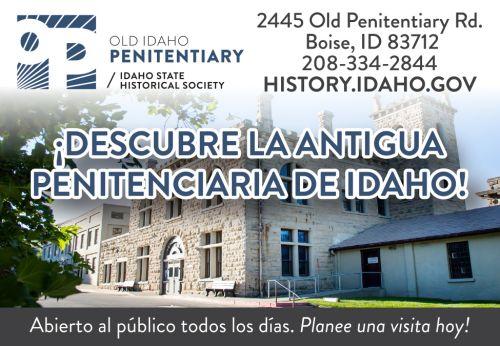 Old Idaho Pennitentiary