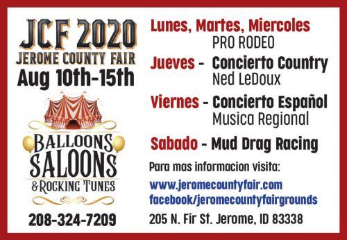 Jerome County Fair