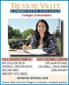 TVCC - Treasure Valley Community College