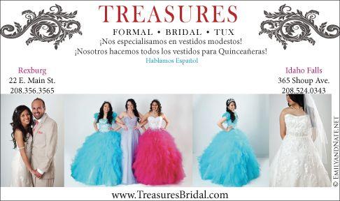 Treasure's Bridal