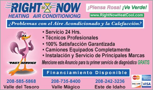 Right Now Heating and Air