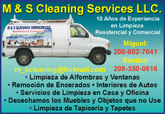M&S Cleaning Service LLC