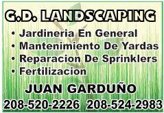 G.D. Landscaping