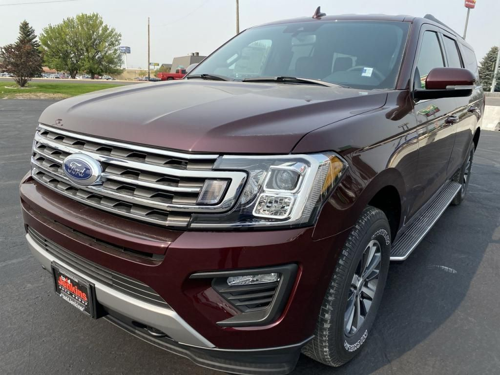 2020 - Ford - Expedition MAX - $62,395