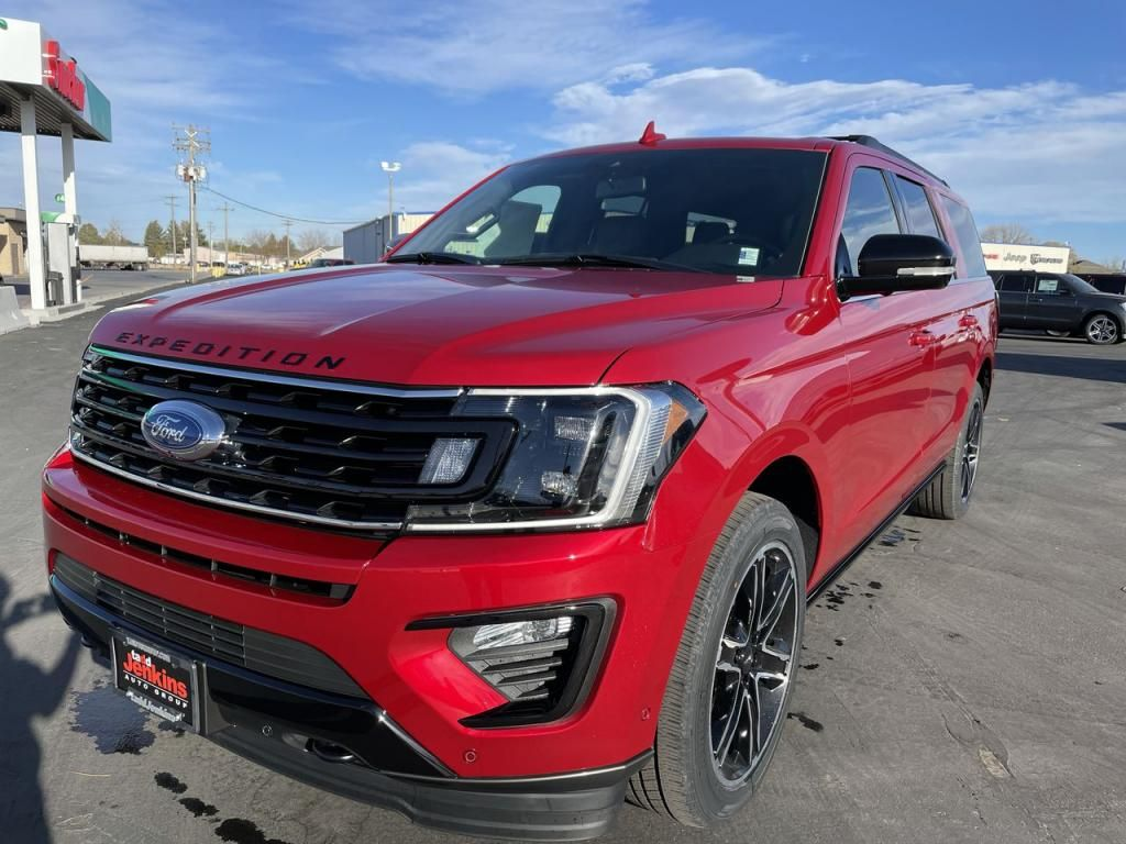 2020 - Ford - Expedition MAX - $75,438